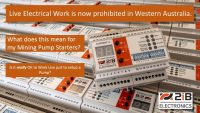 Live Electrical Work Title Image